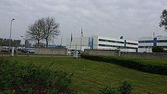 SABIC - SABIC Innovative Plastics facility in Bergen op Zoom