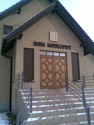 Seventh Day Adventist Reform Movement - Seventh Day Adventist Reform Movement Church in Ruda Śląska, Poland