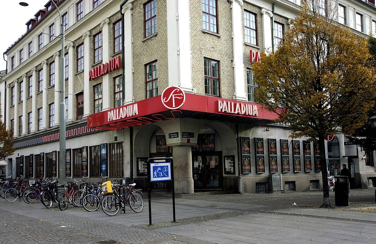 ser bra skor försäljning äkta köpa bäst Palladium (Göteborg) – Wikipedia