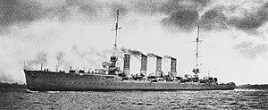 Karlsruhe-class cruiser - Rostock