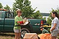SM Ospreycam 2013-07-09 (092) intervention Smith Mountain Lake State Park (9262127233).jpg