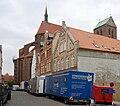 SOKO Wismar Dreharbeiten Nikolaikirche IMGP3816.jpg