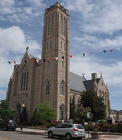 ST MARY'S CATHOLIC CATHEDRAL, CHEYENNE, LARAMIE COUNTY, WYOMING (cropped).jpg