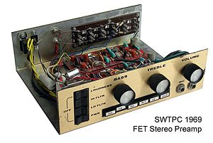 SWTPC - Image: SWTPC Pre Amp