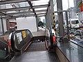 SZ 深圳 Shenzhen 福田 Futian 福民站 Fumin Metro Station exit n entrance Jintian Road April 2019 SSG 03.jpg