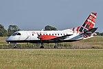 Saab 340B 'G-LGNU' Loganair (44050058802).jpg