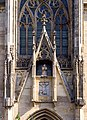 Saalfeld-Saale Kirchplatz 1 Johanneskirche Bestandteil Denkmalensemble Stadtkern Saalfeld-Saale Westfassade 1a.jpg