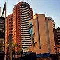 Sabana Grande Caracas. Portico del Este y Torre Buenaventura.jpg