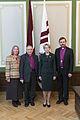 Saeimas priekšsēdētāja tiekas ar Pasaules Luterāņu federācijas prezidentu (16396016845).jpg