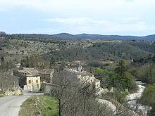 Saint Maurice d'Ibie — Wikipédia