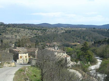 Saint-Maurice-d'Ibie