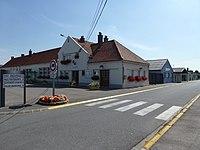 Saint-Omer-Capelle (Pas-de-Calais) mairie.JPG