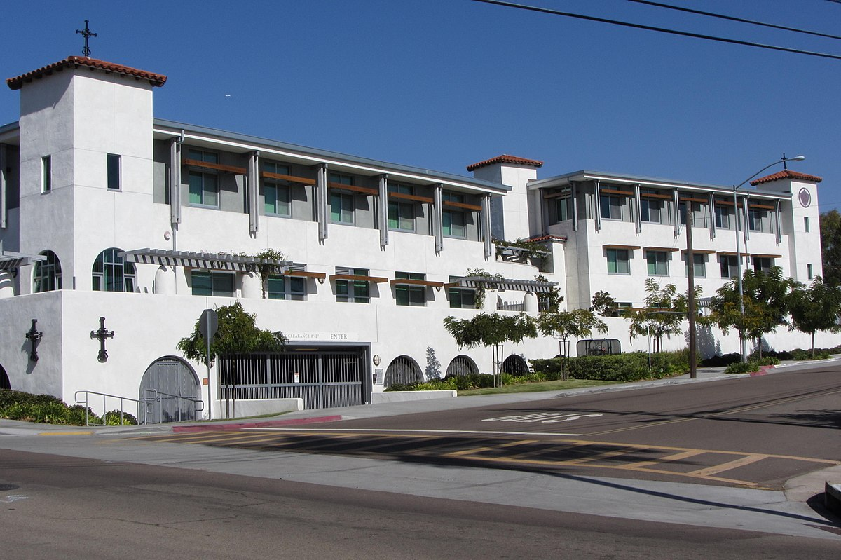 St Augustine High School San Diego Wikipedia