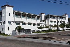 St. Augustine High School (San Diego) - Image: Saints HS San Diego