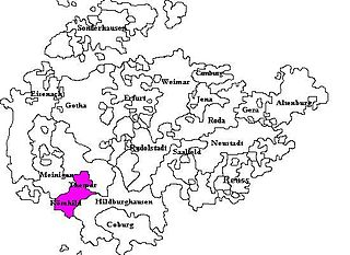 Saxe-Römhild