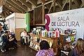 Sala de lectura en el 8º Gran Remate de libros.JPG