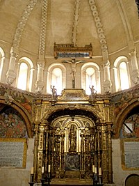 Salamanca - Catedral Vieja, claustro, Capilla de Talavera 1.jpg