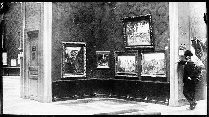 File:Salon d'Automne, 1904, Ambroise Vollard, Salle Cézanne.jpg