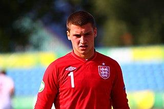 Sam Johnstone English footballer
