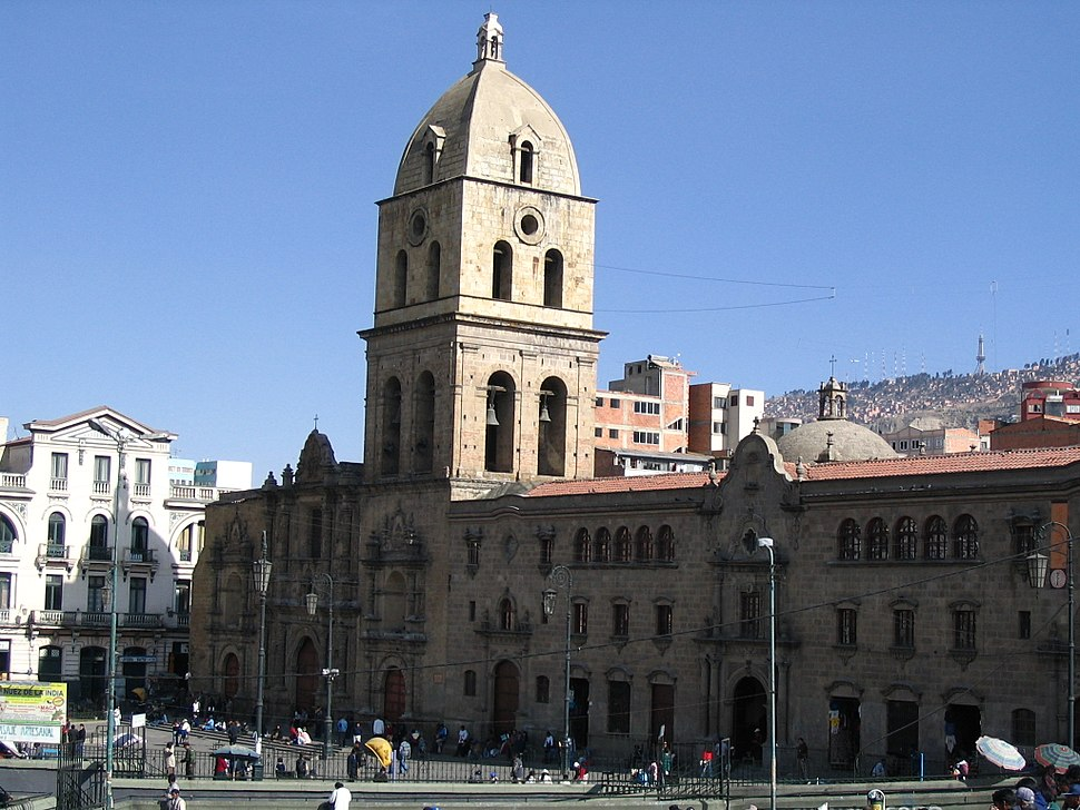 San-Francisco Bolivia