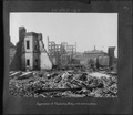 San Francisco Earthquake of 1906, Appraiser of Customs Building and surroundings - NARA - 524406.tif
