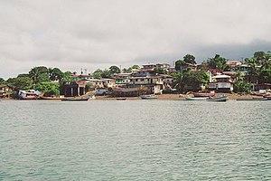 Isla del Rey (Panama) - San Miguel, Isla del Rey, 2003