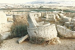 San Pawl Milqi Roman remains.jpg