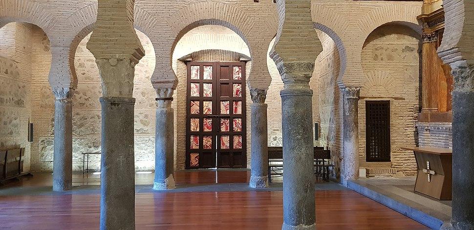 San Sebastian toledo, interior