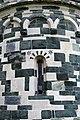 San michele di murato, abside, con rilievi del 1140 ca. 01.jpg