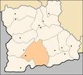 Sandanski Municipality Blagoevgrad Oblast map.png