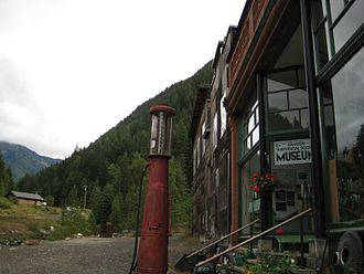 Sandon, British Columbia - Sandon Museum