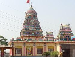 Sankaracharya Asram, a temple in Naya Raipur