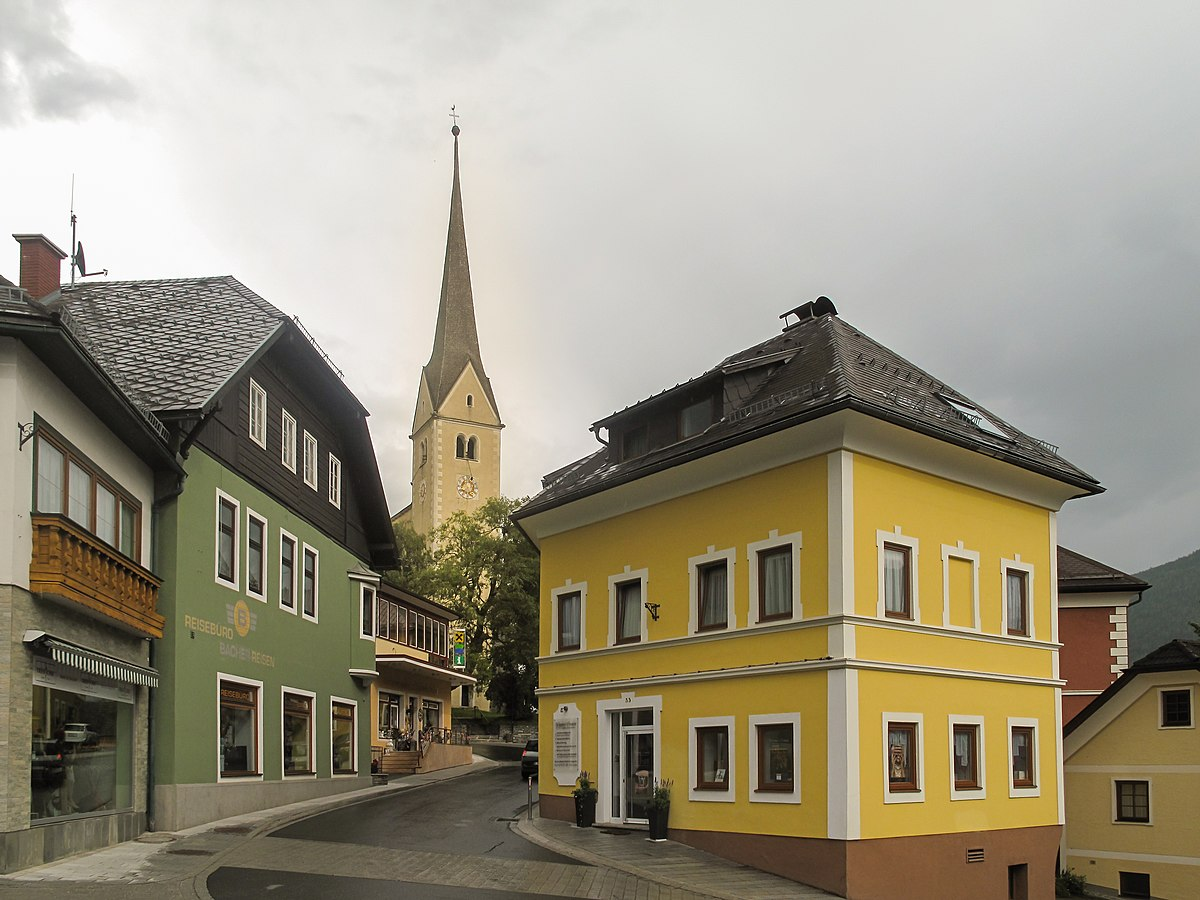 Sankt Michael im Lungau - Bergfex
