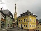 Austria - Salzburg, Weißpriach, Ośrodek narciars