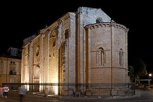 Zamora, Spain - Santa María Magdalena Church