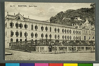 Santos. Santa Caza