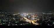 Sarajevo by night 2009