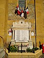 Sarcey (Rhône) - Monument aux morts (juil 2018).jpg