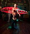 Sasha the Fire Gypsy performing with an LED Hula Hoop.jpg