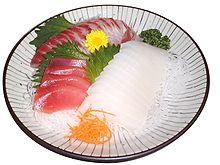 Sashimi wikipedia for Sashimi grade fish