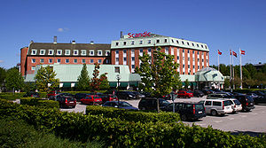 Scandic Hotels - Scandic Hotel in Lund, Sweden