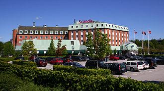 Scandic Hotels - Scandic Hotel in Lund, Sweden