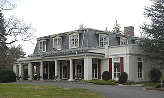 Scarsdale Womans Club United States historic place