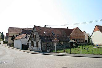 Scheibenhard - Image: Scheibenhard 274