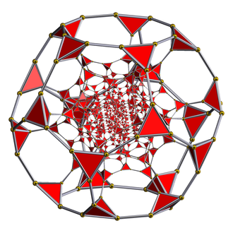 4-polytope - The truncated 120-cell is one of 47 convex non-prismatic uniform 4-polytopes