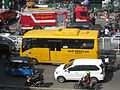 School Bus and Fire Truck in Jakarta.JPG