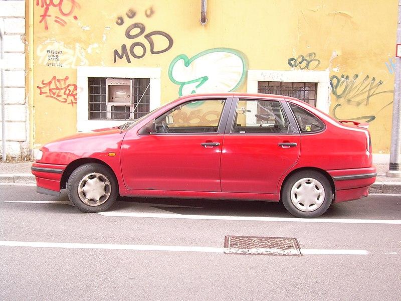 2005 Seat Altea TDI · 2004 Seat Ibiza FR · 2004 Seat Toledo Prototype