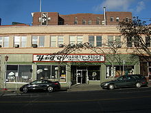 An Art Gallery In Seattles International District Preserves The Facade And Some Features Of Hvariety Store An Independent Japanese American Five And