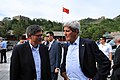 Secretaries Kerry, Lew Chat After Taking Tour of Badaling Section of Great Wall of China (14603359165).jpg