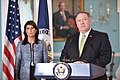 Secretary Pompeo Delivers Remarks to the Press on the UN Human Rights Council (29036189748).jpg